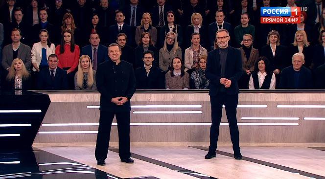 """Смотрите политическое шоу """"Кто против?"""" от 06-03-2019"""