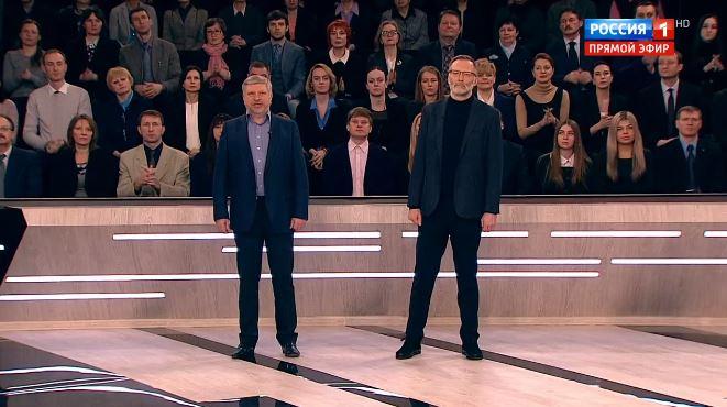 Сергеев Михеев Кто против, выпуск от 15 марта 2019 года