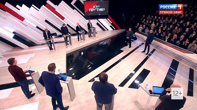 Кто против шоу михеев смотреть последний выпуск эфира от 07.03.2019